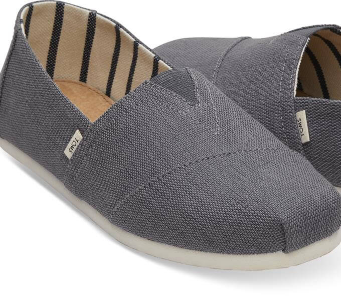Toms Classic Canvas - Grey
