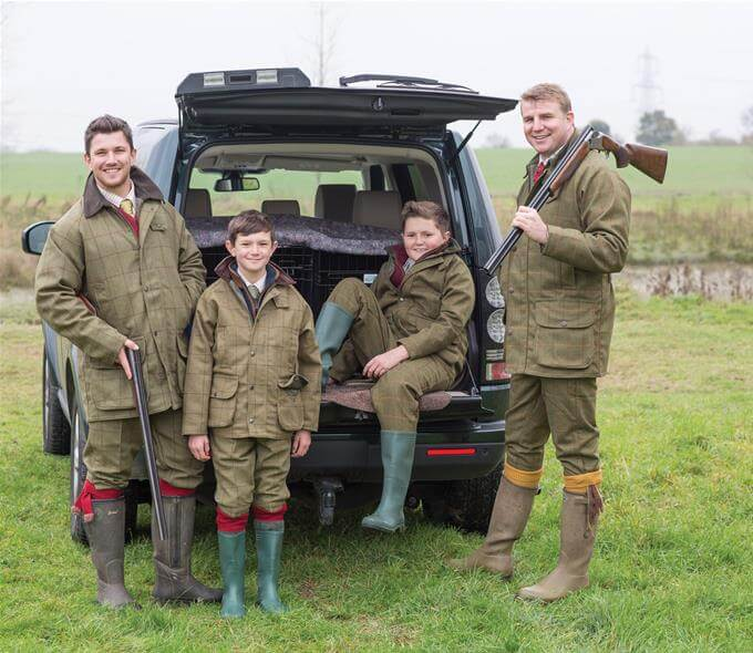 Rutland Tweed Collection