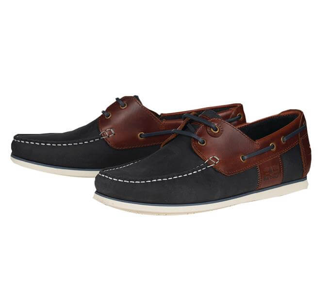 Mens Capstan Navy/Brown Deck