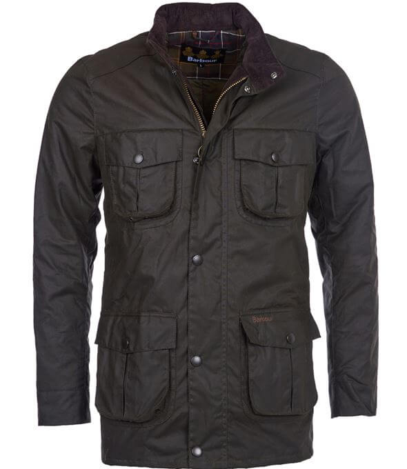 Corebridge Wax Jacket