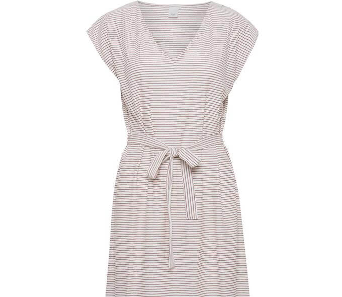 Colba Rose Gold Stripe Dress